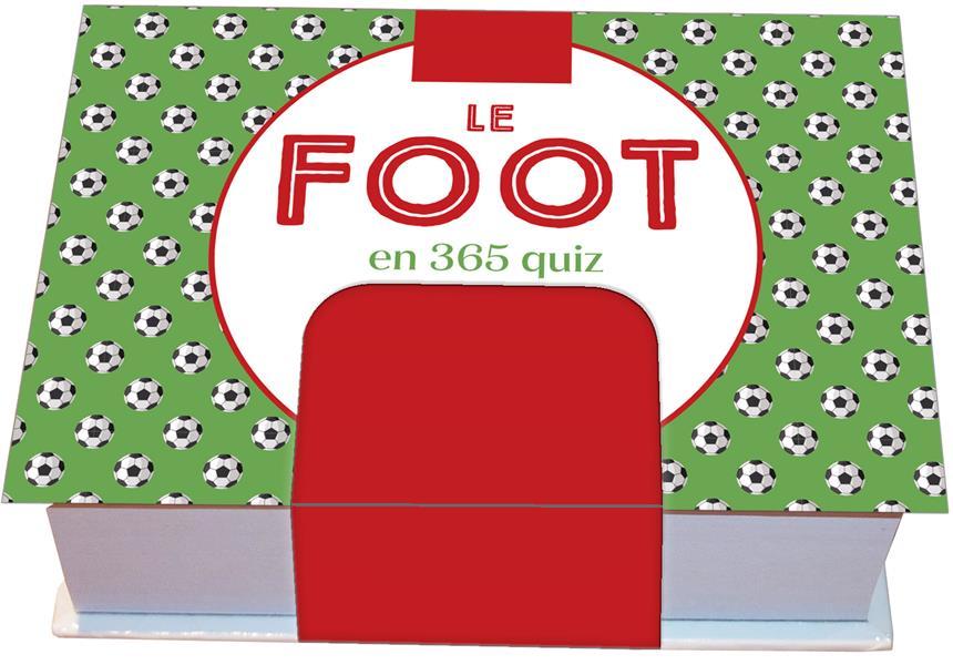 Minimaniak le foot en 365 quiz