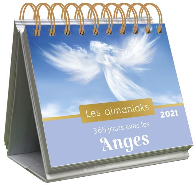 ALMANIAK 365 JOURS AVEC LES ANGES 2021