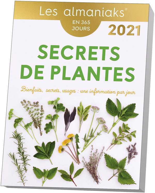 ALMANIAK SECRETS DE PLANTES 2021