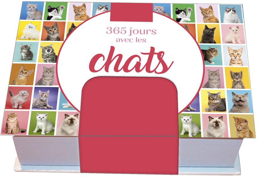 Minimaniak 365 jours avec les chats