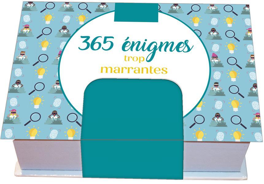 Minimaniak 365 enigmes trop marrantes