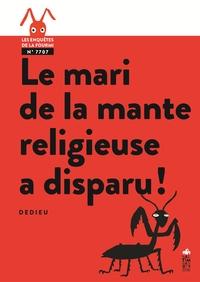 MARI DE LA MANTE RELIGIEUSE