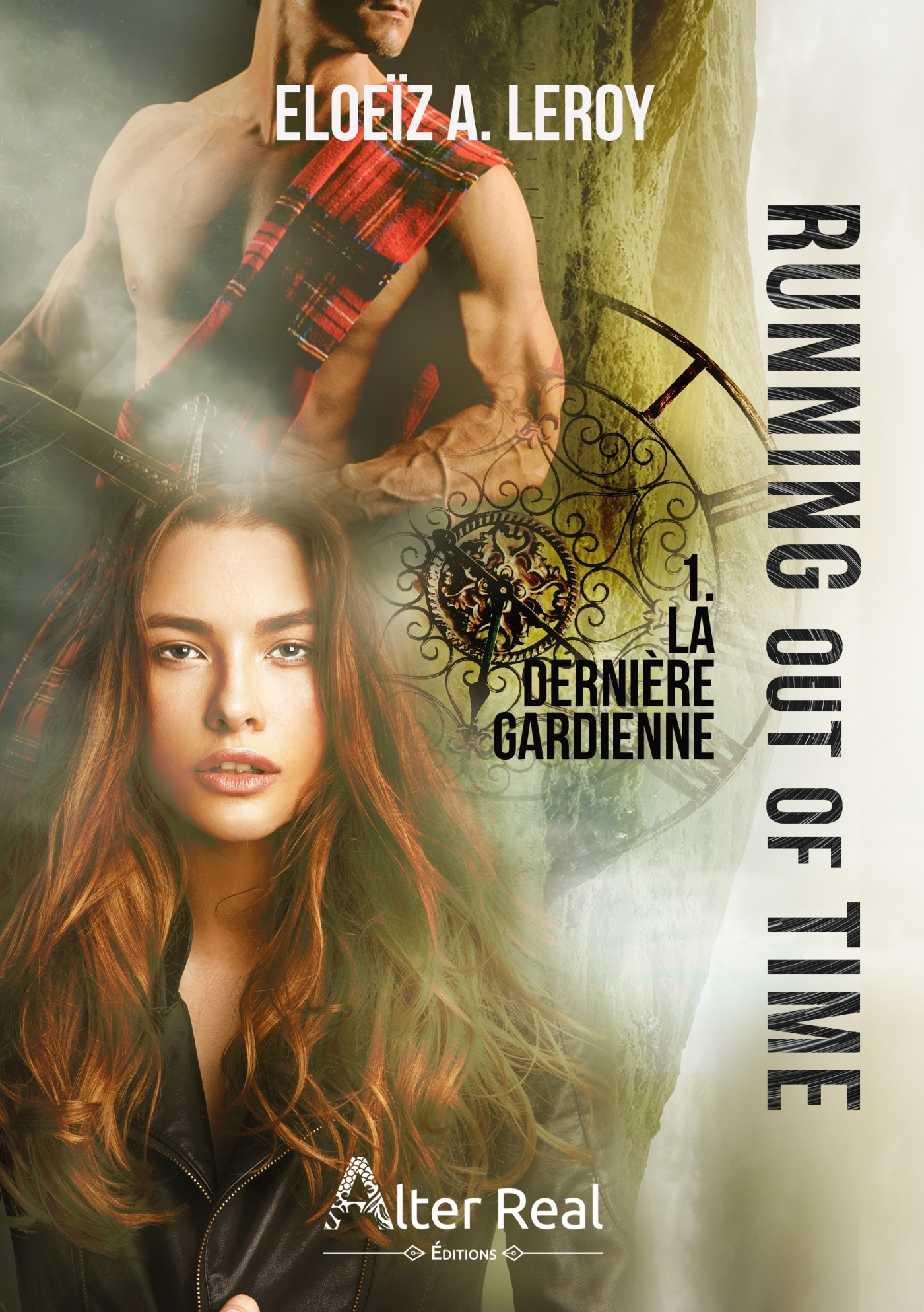 RUNNING OUT OF TIME - T01 - LA DERNIERE GARDIENNE - RUNNING OUT OF TIME