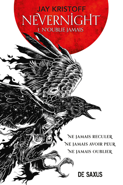NEVERNIGHT (RELIE)