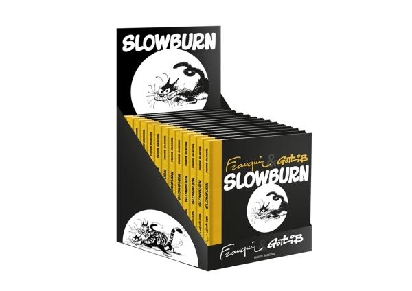 SLOWBURN - PLV COMPTOIR 15 EX.