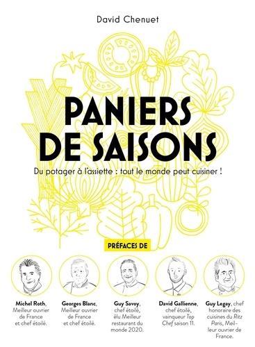 PANIERS DE SAISONS - DU POTAGER A L'ASSIETTE : TOUT LE MONDE PEUT CUISINER !