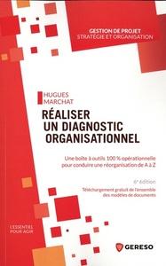 REALISER UN DIAGNOSTIC ORGANISATIONNEL - UNE BOITE A OUTILS 100% OPERATIONNELLE POUR CONDUIRE UNE RE