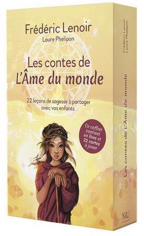 COFFRET LES CONTES DE L'AME DU MONDE - 22 LECONS DE SAGESSE A PARTAGER AVEC VOS ENFANTS
