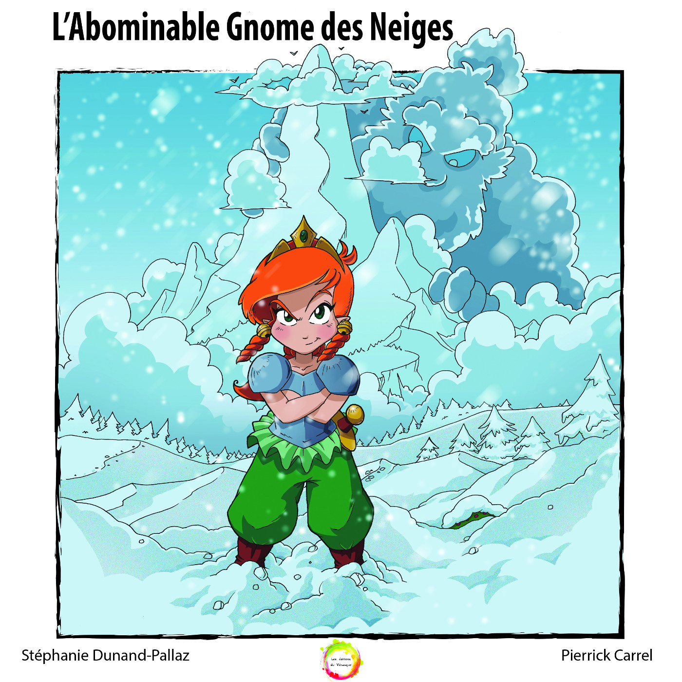 L'ABOMINABLE GNOME DES NEIGES