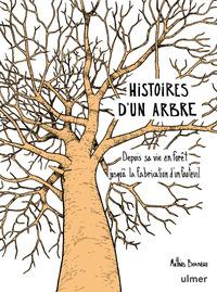 HISTOIRES D'UN ARBRE - DEPUIS SA VIE EN FORET JUSQU'A LA FABRICATION D'UN FAUTEUIL