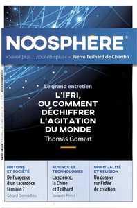 NOOSPHERE N 11 OCTOBRE 2020 - L'IFRI, OU COMMENT DECHIFFRER L'AGITATION DU MONDE