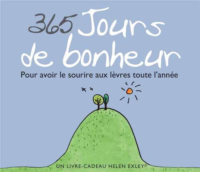 365 JOURS DE BONHEUR