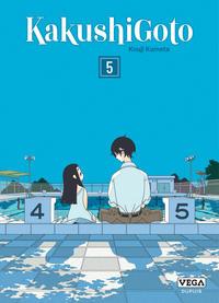 KAKUSHIGOTO - TOME 5 - VOL05