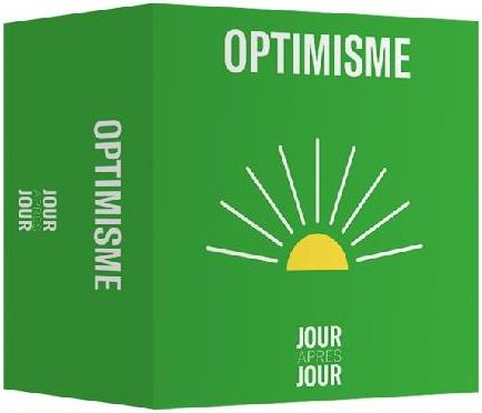 JOUR APRES JOUR - OPTIMISME