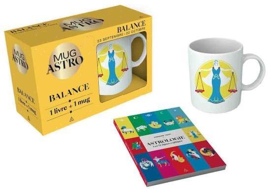 BALANCE - COFFRET MUG ASTRO