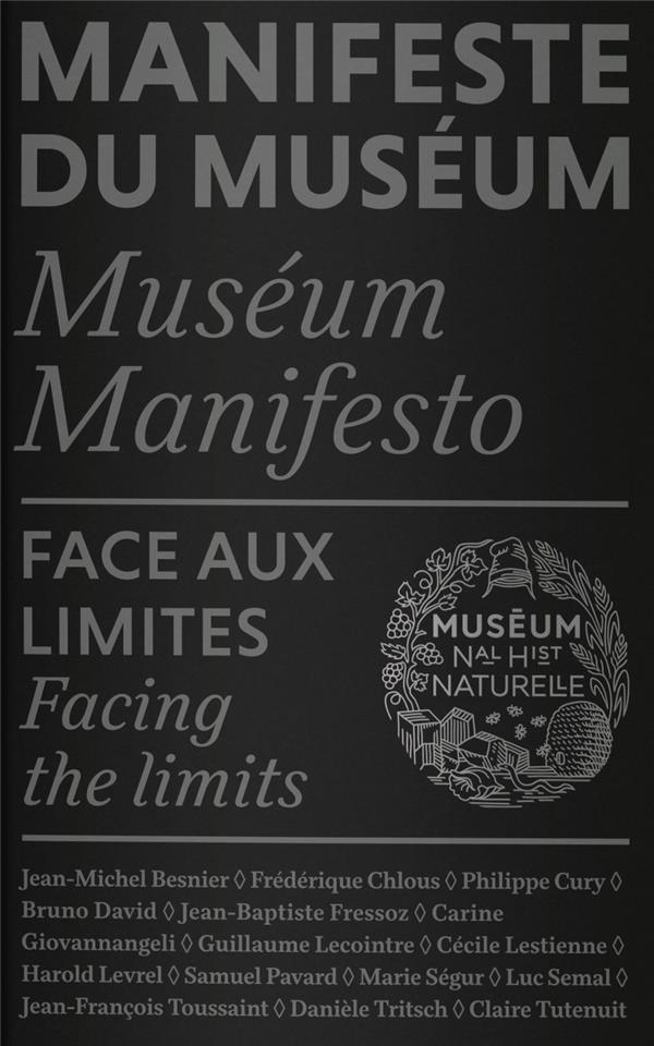 Manifeste du museum - face aux limites