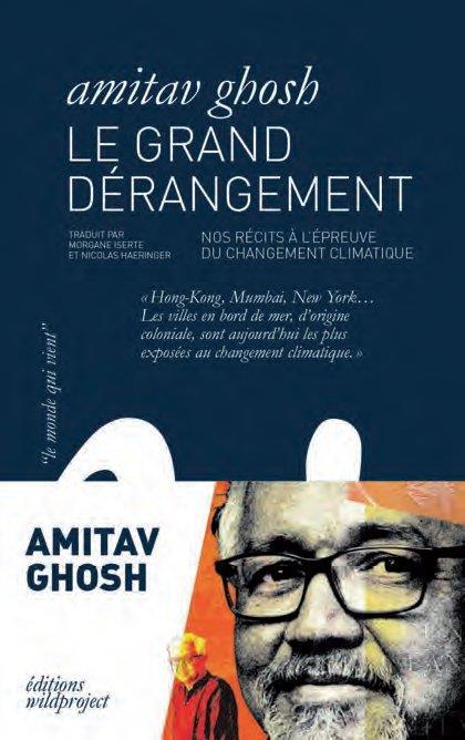 LE GRAND DERANGEMENT - NOS RECITS A L'EPREUVE DU CHANGEMENT CLIMATIQUE