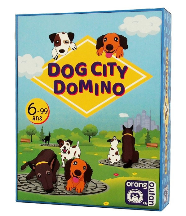 DOG CITY DOMINO