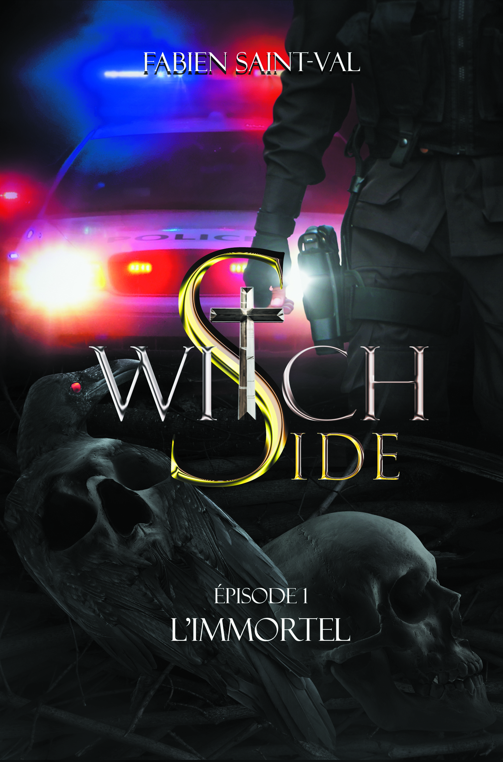 WITCH SIDE - T01 - WITCH SIDE - L'IMMORTEL