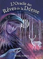 COFFRET L'ORACLE DES REVES DE LA DEESSE