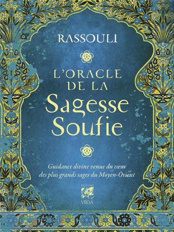 L'ORACLE DE LA SAGESSE SOUFIE - CARTES