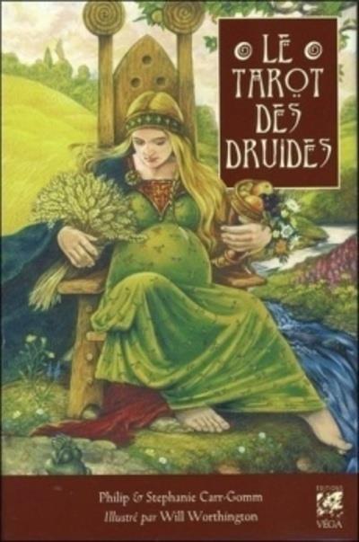 LE TAROT DES DRUIDES - COFFRET