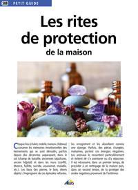 LES RITES DE PROTECTION DE LA MAISON