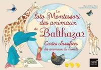 JEU 4 LE LOTO MONTESSORI DE BALTHAZAR - LES ANIMAUX