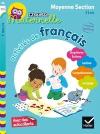 ACTIVITES DE FRANCAIS MOYENNE SECTION