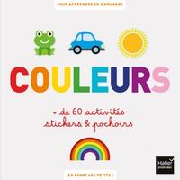 LES COULEURS DU MONDE, PLUS DE 60 ACTIVITES POUR APPRENDRE LES COULEURS EN S'AMUSANT