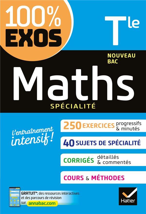 Maths tle generale (specialite) - exercices resolus - nouveau programme, nouveau bac
