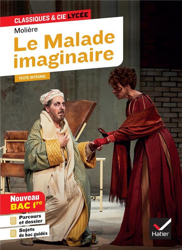 Le malade imaginaire (bac 2021) - suivi du parcours  spectacle et comedie