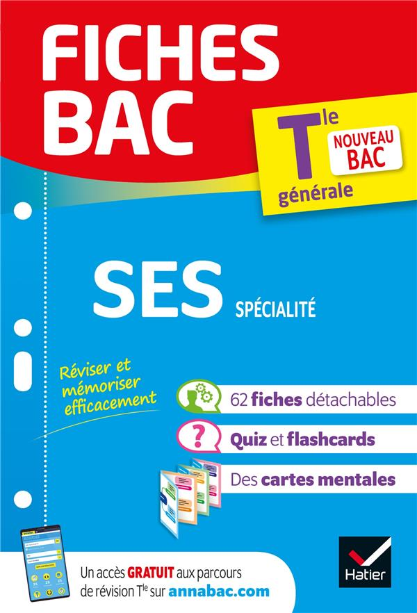Fiches bac ses tle (specialite)