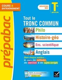PREPABAC TOUT LE TRONC COMMUN TLE GENERALE BAC 2021 - NOUVEAU PROGRAMME DE TERMINALE 2021