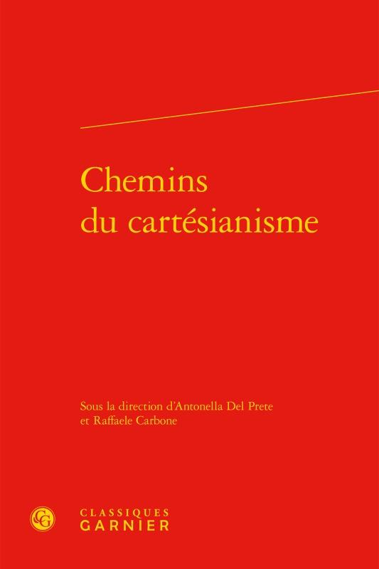 CHEMINS DU CARTESIANISME