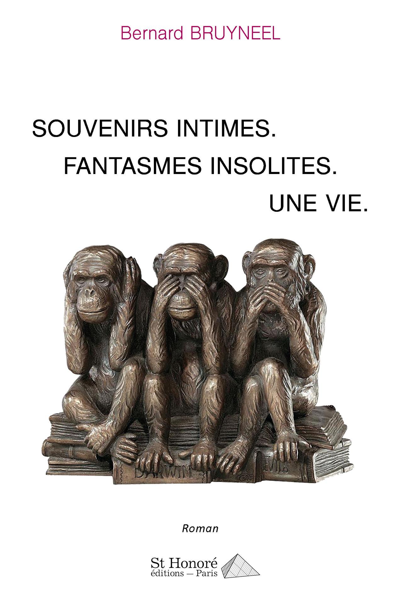 SOUVENIRS INTIMES. FANTASME INSOLITES.UNE VIE