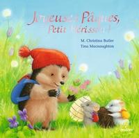 JOYEUSES PAQUES, PETIT HERISSON ! (TOUT-CARTON)