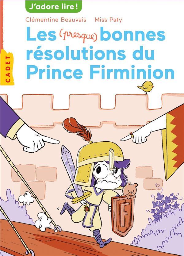 Les (presque) bonnes resolutions du prince firminon - gz