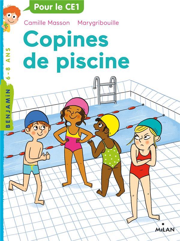 Copines de piscine
