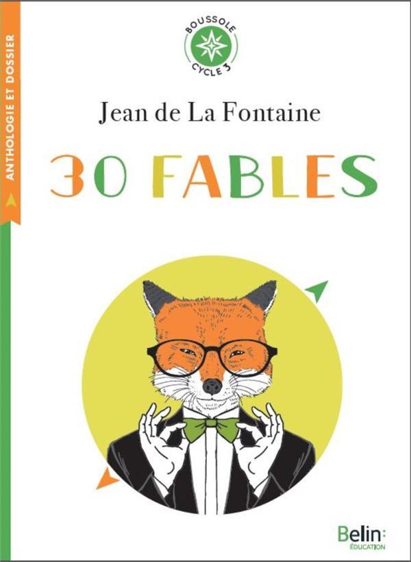 30 fables - boussole cycle 3