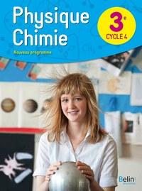 PHYSIQUE CHIMIE 3E LIVRE DE L'ELEVE