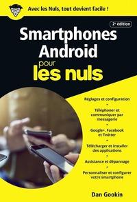 SMARTPHONES ANDROID POCHE POUR LES NULS