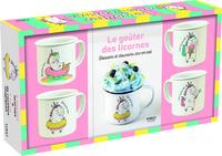 COFFRET LE GOUTER DES LICORNES
