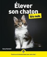 ELEVER SON CHATON POUR LES NUS