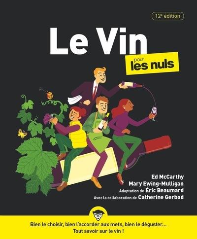 LE VIN POUR LES NULS, 12E EDITION