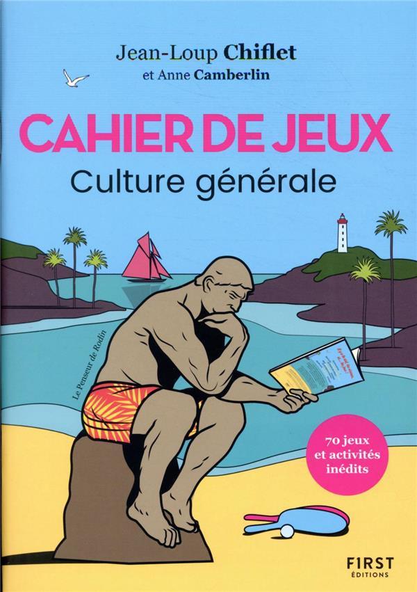 Cahier de jeux - culture generale