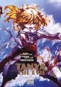 SAGA OF TANYA THE EVIL - T08 - TANYA THE EVIL 08