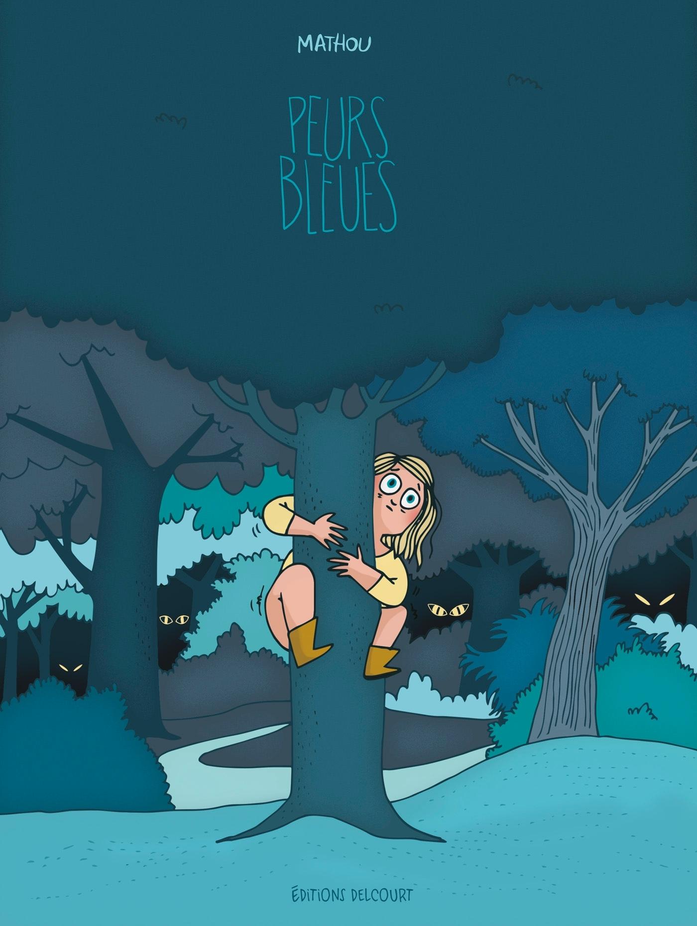 PEURS BLEUES - ONE-SHOT - PEURS BLEUES