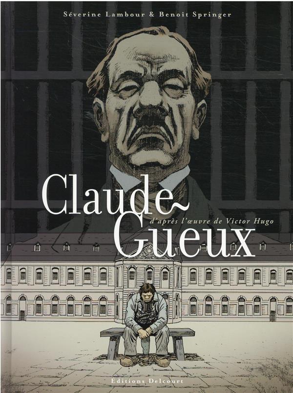 Claude gueux - one-shot - claude gueux
