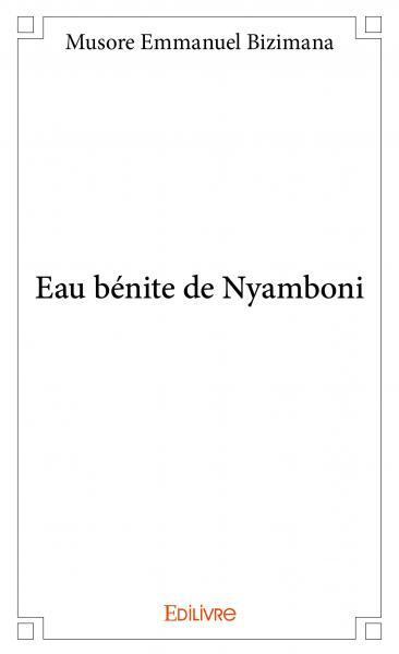 EAU BENITE DE NYAMBONI